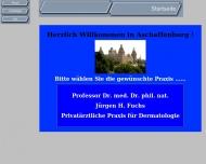 Bild Fuchs Jürgen Priv.-Doz. Dr.med. Dr.phil.nat. Hautarzt Allergologe Phlebologe