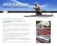 Bild Sandstrahlarbeiten SPOO & ESTERS GmbH & Co. KG