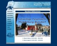 Bild Webseite Diesdorf Magdeburg