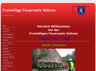 Website Kühren