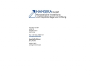 Bild HANSIKA GmbH Hanseatische Investitions- und Kapital-Anlagenvermittlung