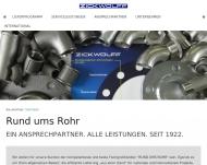 Bild Zickwolff Stahlhandel GmbH & Co. KG Friedrich Otto Stahlgroßhandel