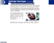 Bild Esslinger Eisenlager GmbH Stahlgroßhandlung