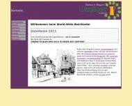 Bild Webseite Weinländer Paul Cadolzburg