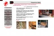 Bild Webseite Hütten Ralf Fleischerei Aachen