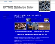Bild Matthes Stahlhandel GmbH Stahlhandel