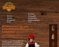 Schwarzwaldmetzgerei Kalbacher