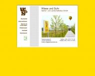 Bild Wiese und Suhr Garten- und Landschaftsbau GmbH Hamburg