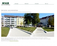 Website KOLB