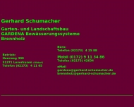Bild Schumacher Gerhard