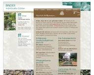 Bild Binder Klaus Individuelle Gärten Garten- und Landschaftsbau