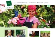 Gartenbau und Landschaftsbau - Kr?ner GmbH