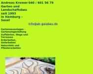 Bild Kremer Andreas Gartenlandschaftsbau