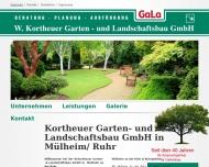 Bild Kortheuer W. Garten- und Landschaftsbau GmbH