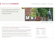 Bild Hohlbein A. Dr. med. , Hohlbein Andreas Dr.med. Frauenarztpraxis u. Praxisklinik