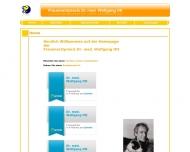 Frauenarztpraxis Dr. med. Wolfgang Ott - Ihr Frauenarzt in Freiburg