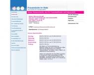 Bild Webseite Messerschmidt Rainer Frauenarzt Flensburg