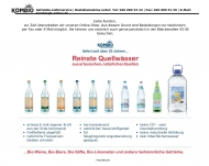 Bild Kombio Getränke Service GbR