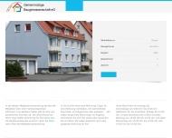 Bild Gemeinnützige Baugenossenschaft eG