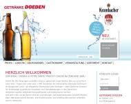 Bild Getränke Doeden, Willi Doeden GmbH & Co. KG