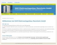 Bild EAM Elektroanlagenbau Mannheim GmbH
