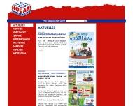 Bild Webseite HOL` AB Getränkemarkt Bremen