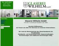 Bild Wilhelm GmbH Glasereibetrieb Glasschleiferei-Rep.WerkSt.