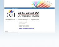 Bild Dedow Schrift- u. Schildermaler GmbH