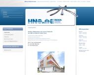 Bild Webseite  Unna