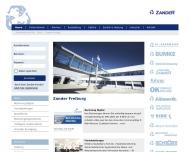 Bild Webseite  Wehr