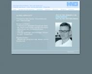 Website Kau Reinhardt Prof. Dr. Dr.med.habil. HNO-Arzt plast. Operationen Allergologie