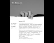 Bild Dr. med. Till Seidler
