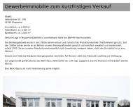 Bild Webseite Max Probst Wuppertal