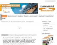 Bild Webseite Rolf Dammers Hamburg