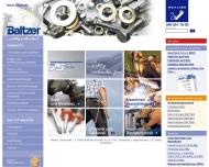 Bild Webseite Baltzer Emil Hamburg