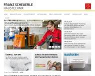 Bild Scheuerle Franz Ulm KG Fachgroßhandel für Haustechnik