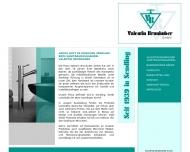 Bild Webseite Brunhuber Valentin München
