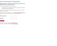 Bild Webseite  Goslar