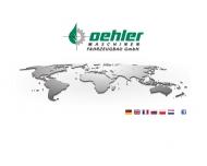 Bild Oehler Maschinen Fahrzeugbau GmbH