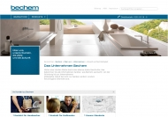 Website Bechem Otto & Co.