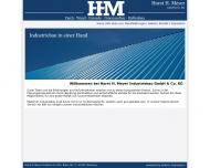 Bild Verwaltungs- und Beteiligungsgesellschaft H. Meyer GmbH.