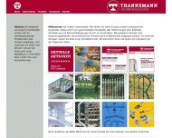 Bild Webseite Thannemann Helmut Hamburg