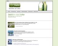 Bild Hahn Getränke-Union GmbH