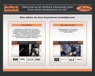 Bild Webseite MORDHORST & BOCKENDAHL Kiel