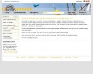 Bild Webseite Pappnase & Co. Großhandel Hamburg