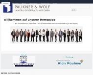 Bild Paukner & Wolf Immobilienverwaltungs GmbH