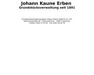Bild Grundstücksverwaltung Johann Kaune Erben GmbH & Co. KG