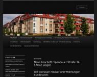 Bild Sting Verwaltungs GmbH Hausverwaltungen Bundesweit