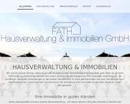Hausverwaltung Immobilien - F?th Hausverwaltung Immobilien GmbH