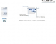 Website Walter Loll